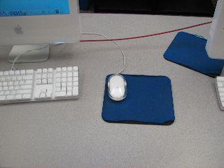 Sleek Mac Mouse