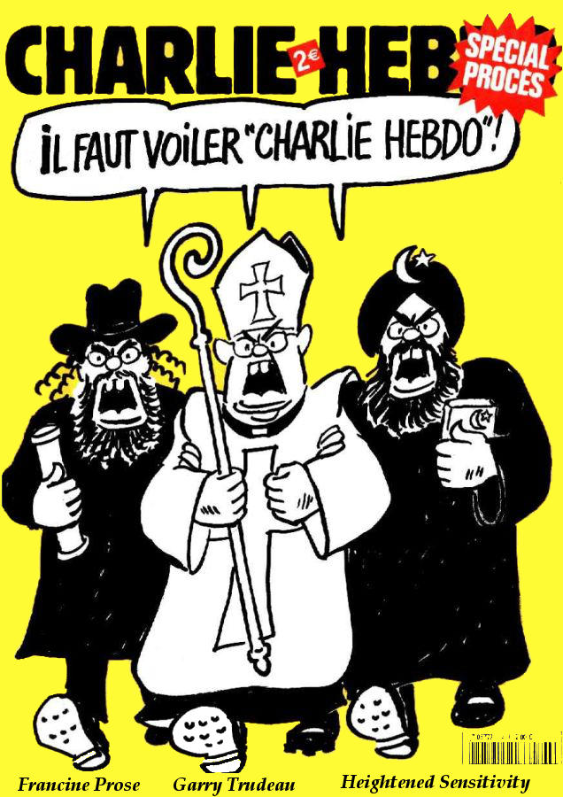 Censor Charlie Hebdo