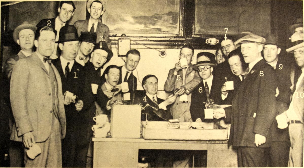 Chicago press, 1924