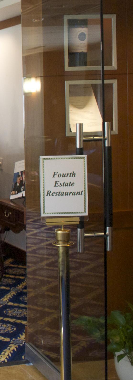 Fourth Estate Restaurant