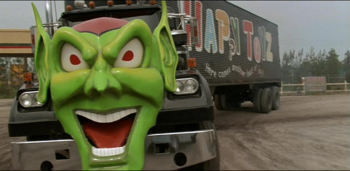 Maximum Overdrive semi