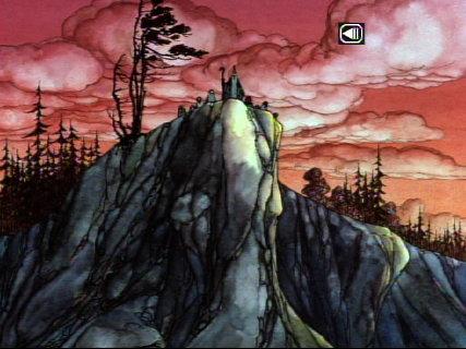 Elrond's valley