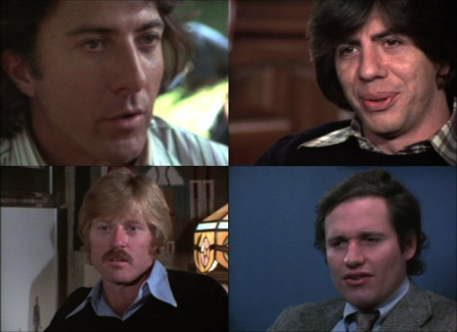 Actors and real life in All the President's Men