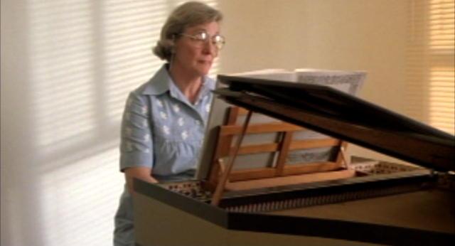 Something Wild Harpsichord