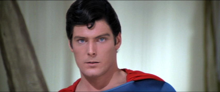 Superman Angry