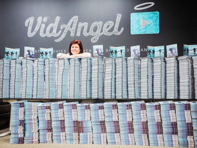 VidAngel DVD copies