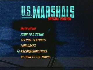 U.S. Marshals (menu)