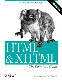 HTML & XHTML Cover