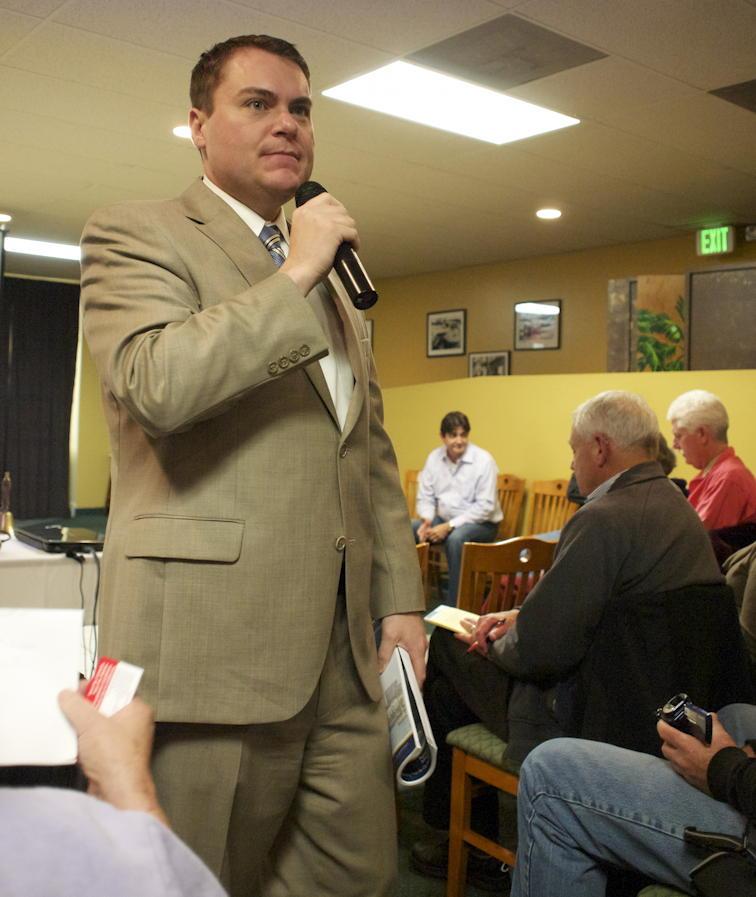 Carl DeMaio at the San Diego Tea Party