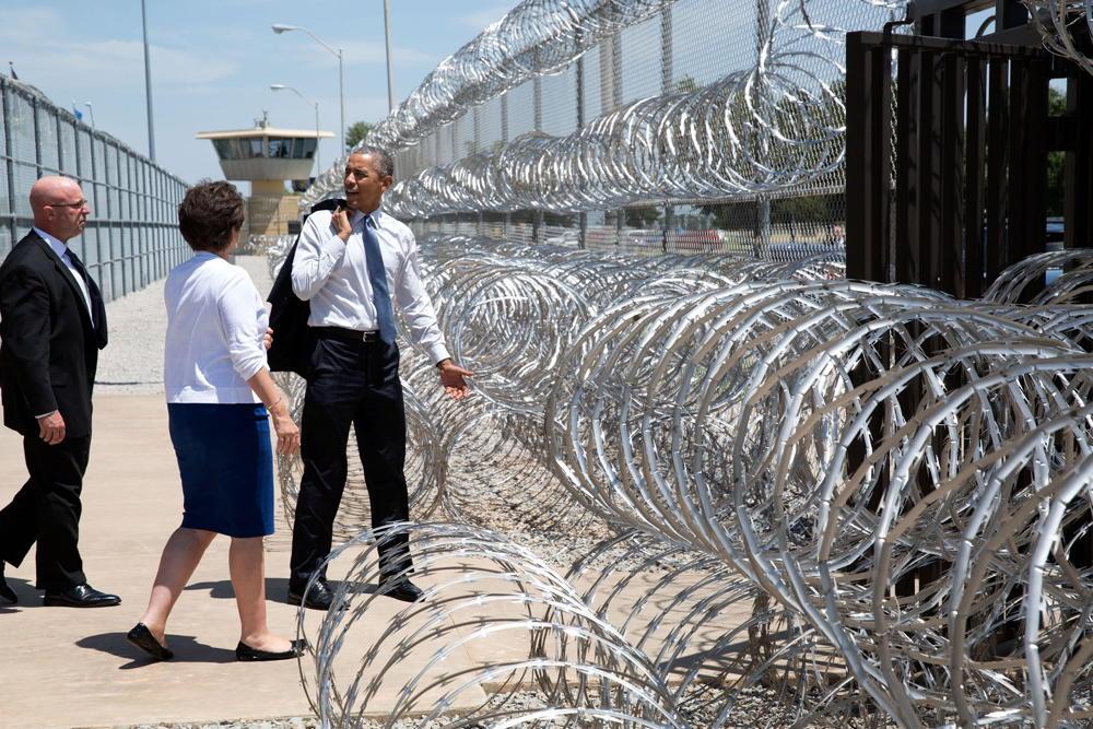 President Obama at El Reno
