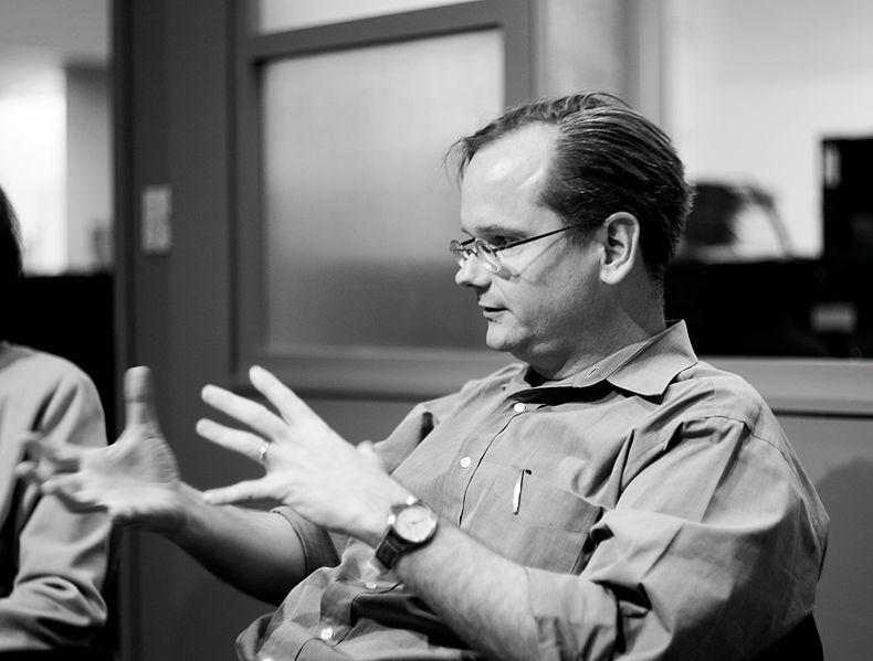 Lawrence Lessig mash