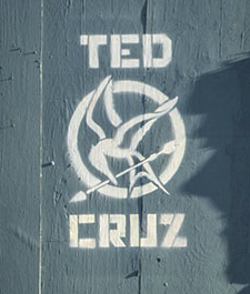 Mockingjay Ted Cruz