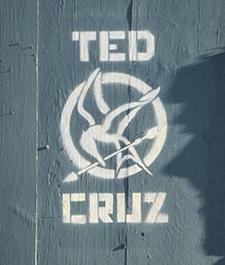 Mockingjay Ted Cruz