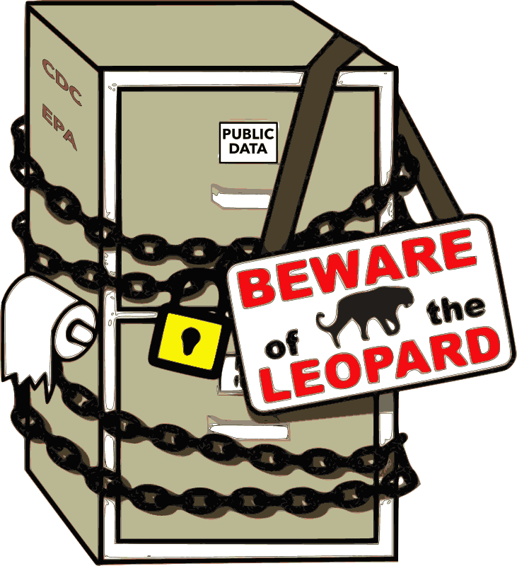 Public Data: Beware of Leopard