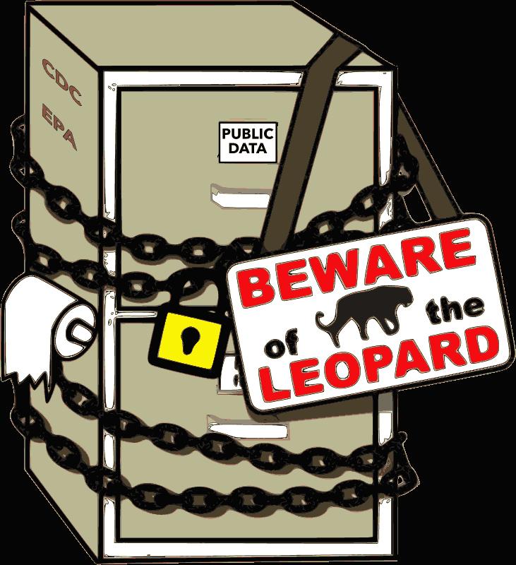 Public Data: Beware of Leopard