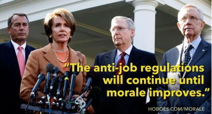 Establishment morale
