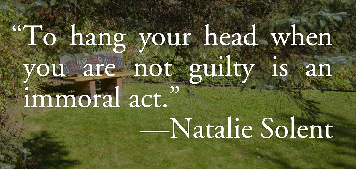 Natalie Solent: Immoral act