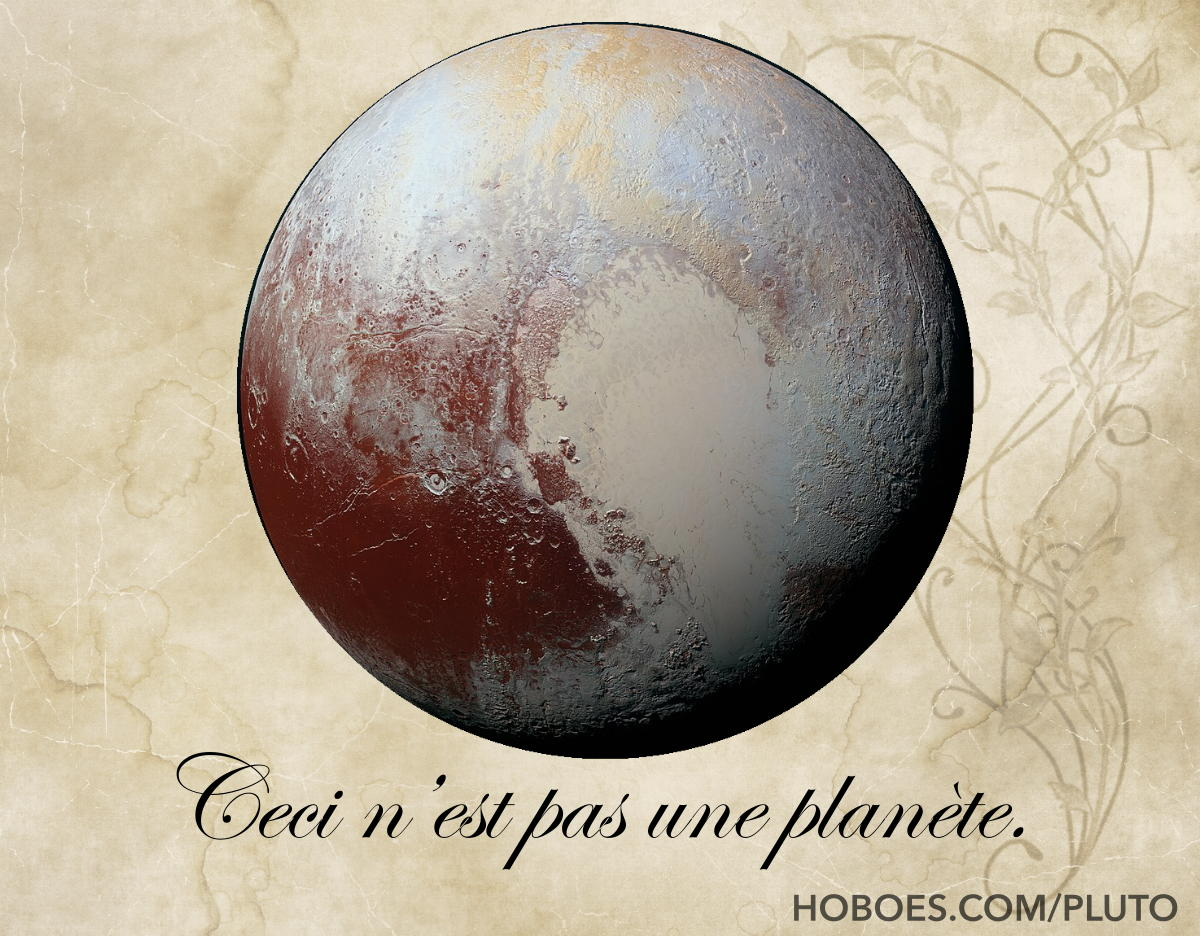 The Treachery of Pluto