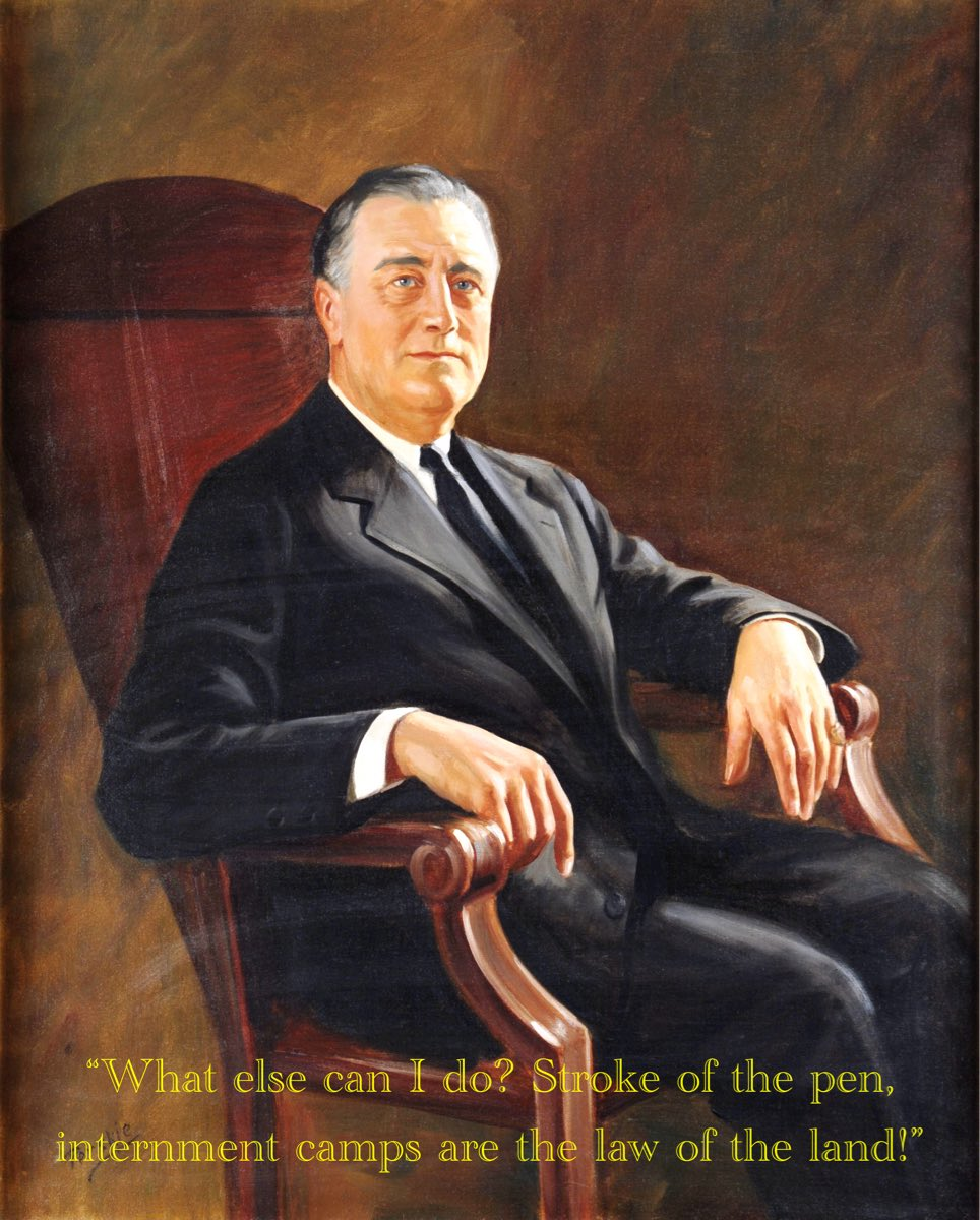 FDR: What else can I do?
