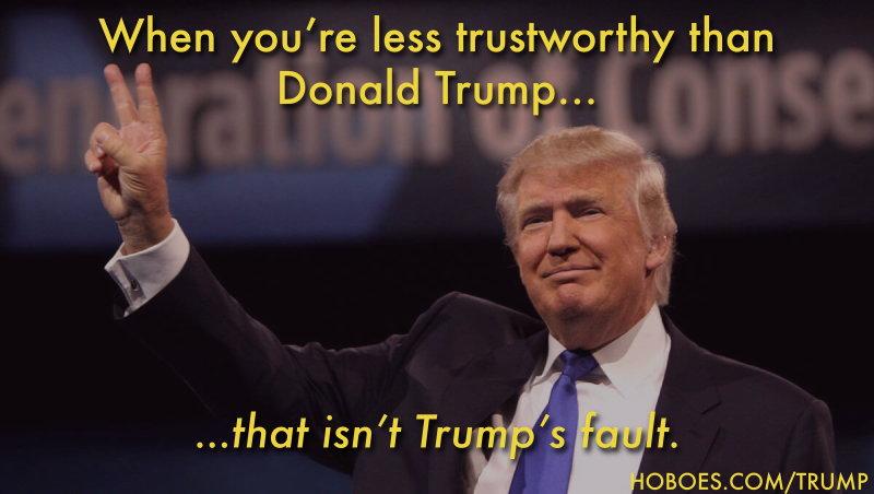 Trumpworthy