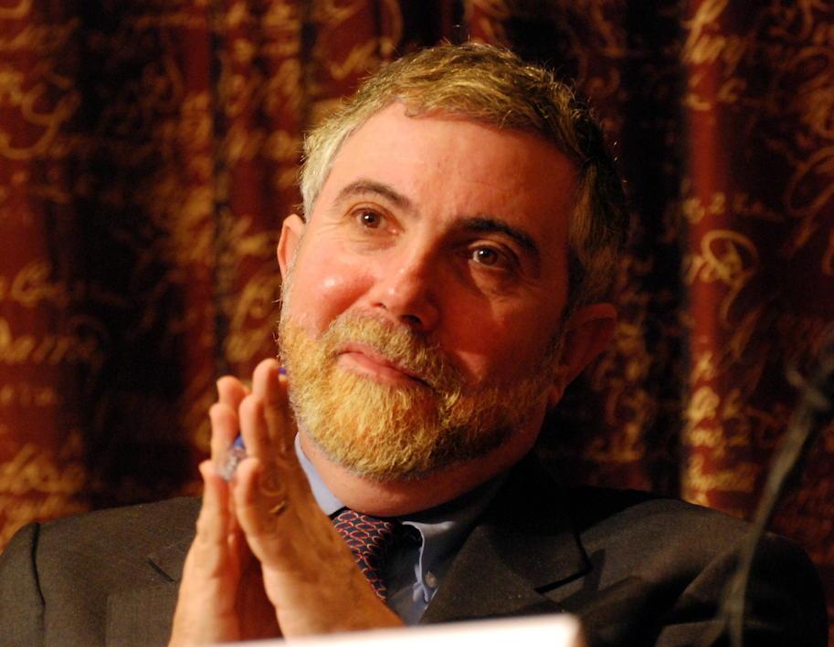 Paul Krugman: Beige