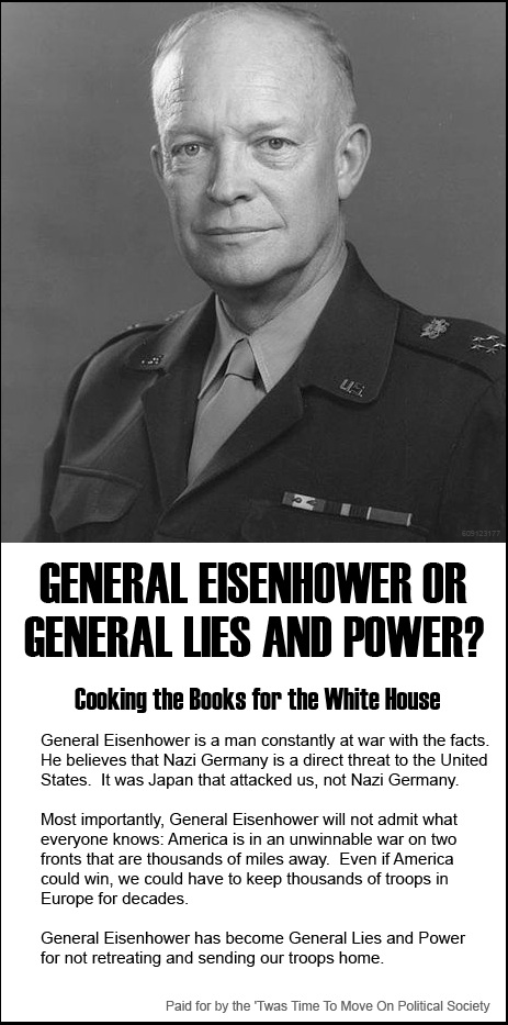 General Lies and Power
