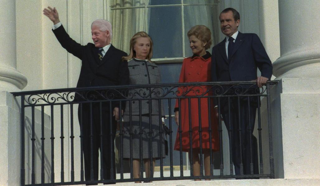 Clintons and Nixons