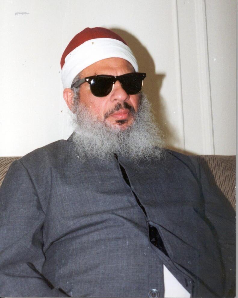 Sheik Omar Abdel-Rahman