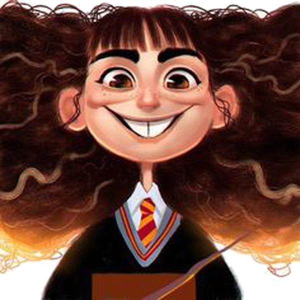 Chipmunk Hermione
