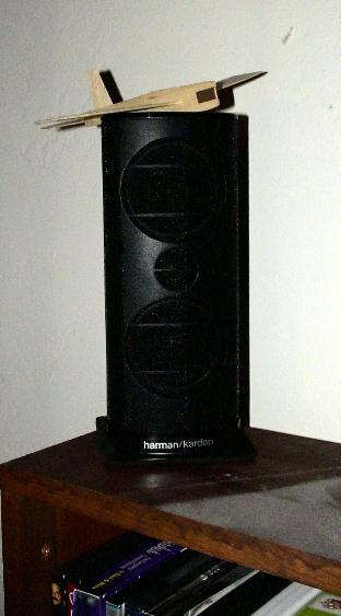 Front speakers
