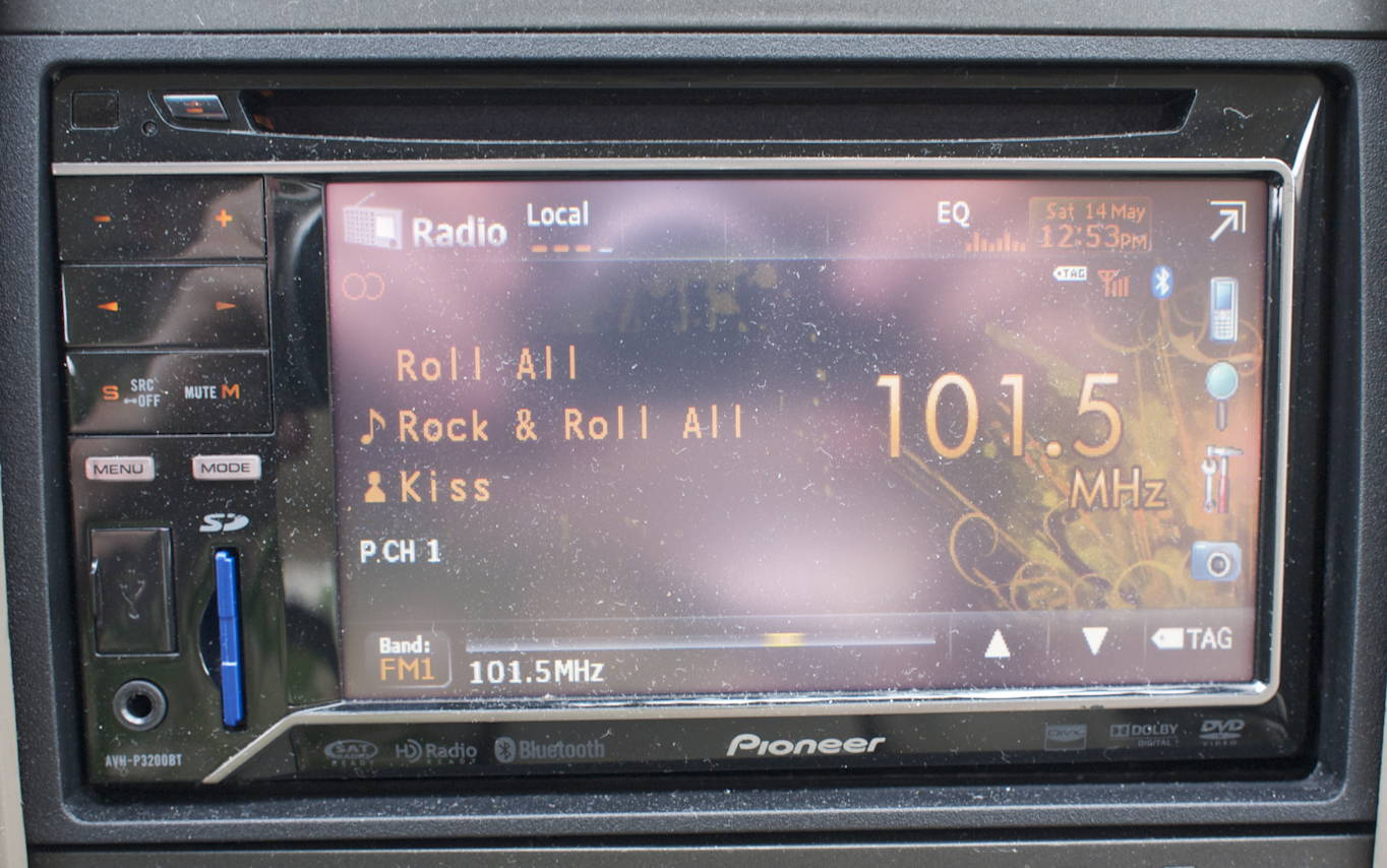 KISS on the Radio