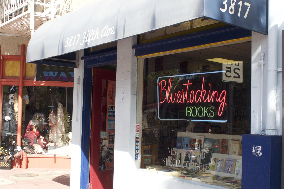 Bluestocking Books