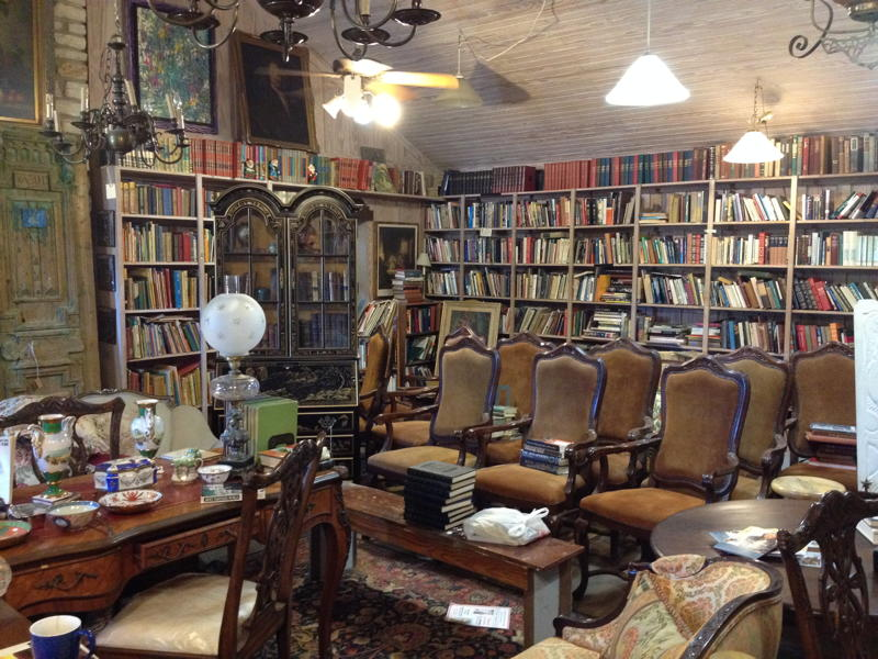 Fletcher's Books and Antiques