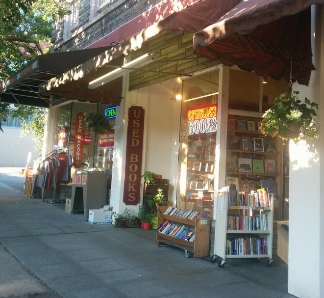 Ophelia's Books