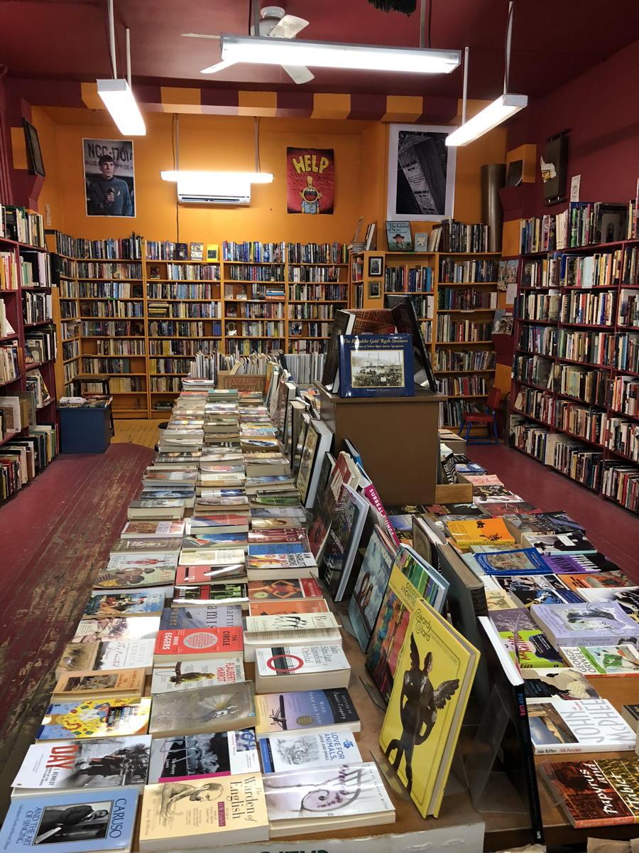 S.W. Welch Bookstore
