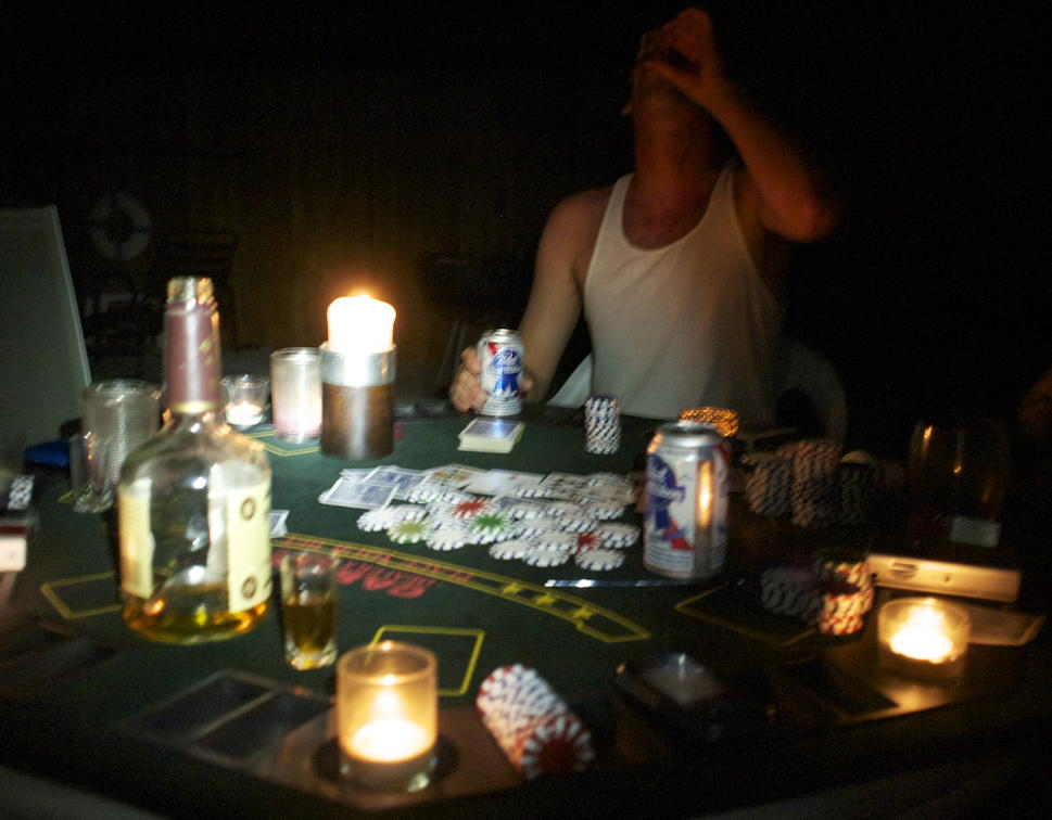 Rebel Yell Poker