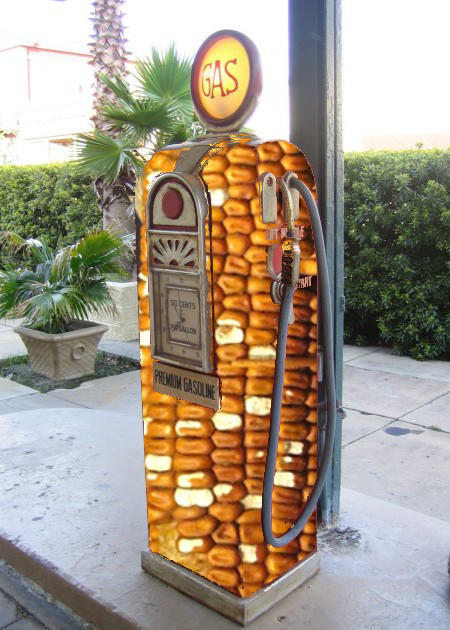 Corn pump
