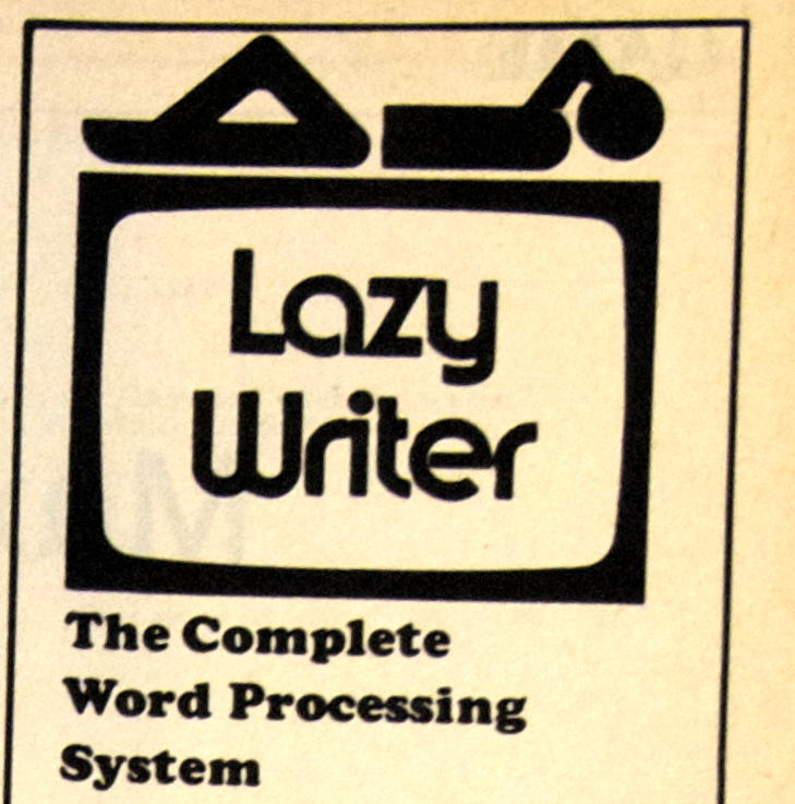 Lazy Writer logo