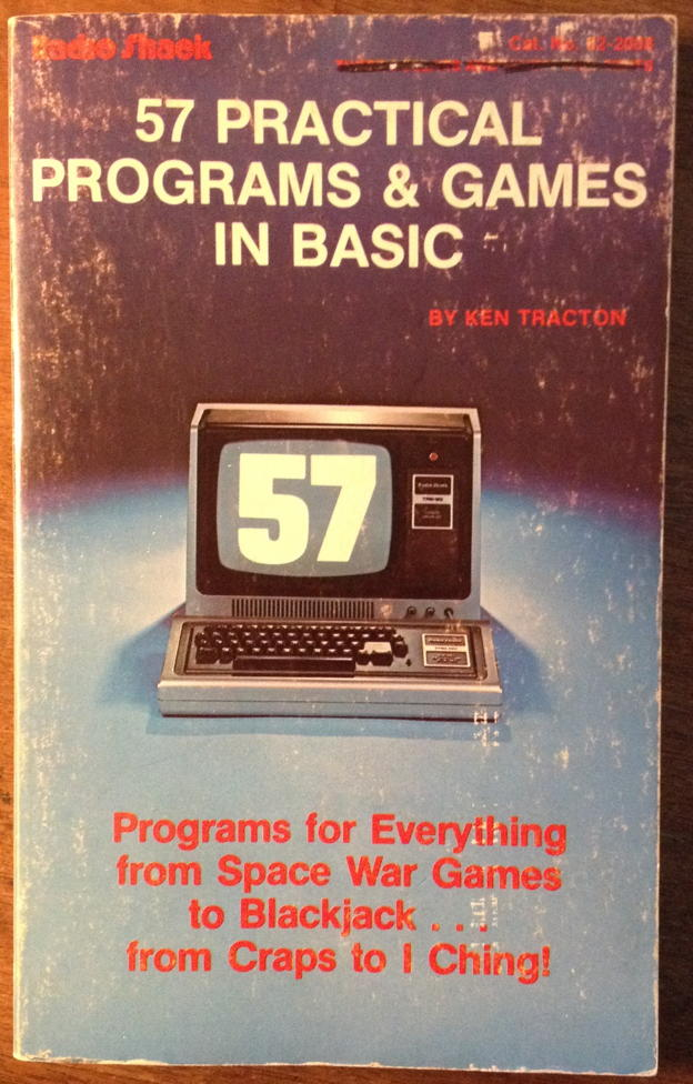 57 Practical Programs & Games in BASIC