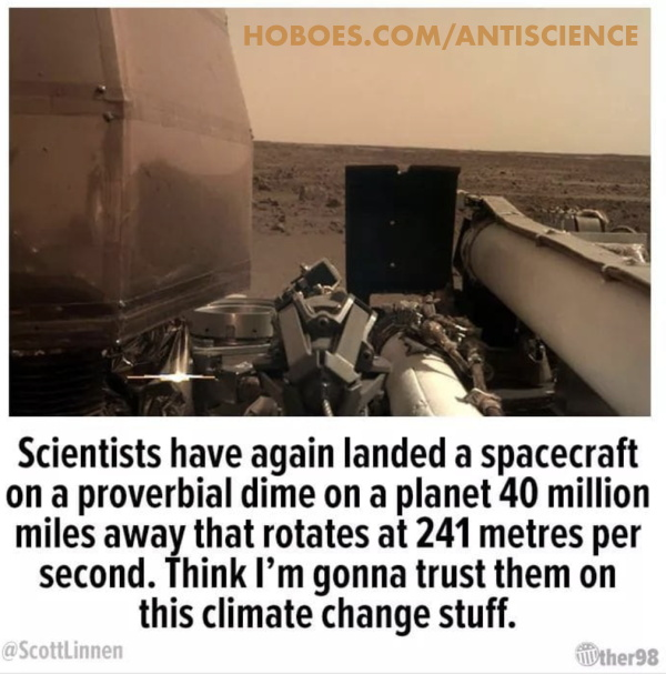 Climate in Space