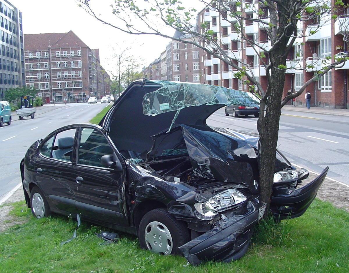 Denmark car crash