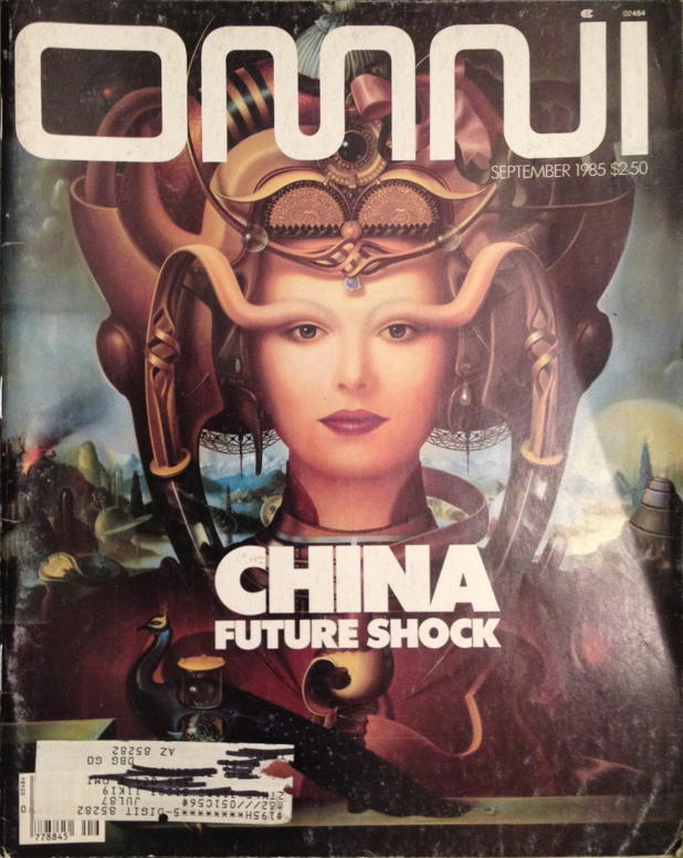 Omni Magazine September 1985