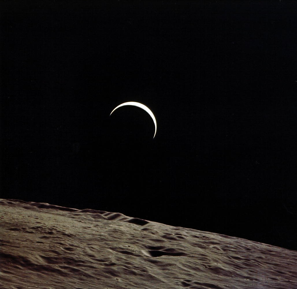 Apollo 15 Earthrise