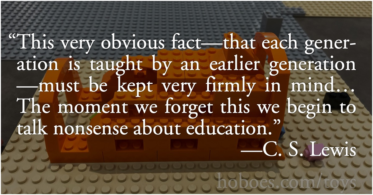 Nonsense about education