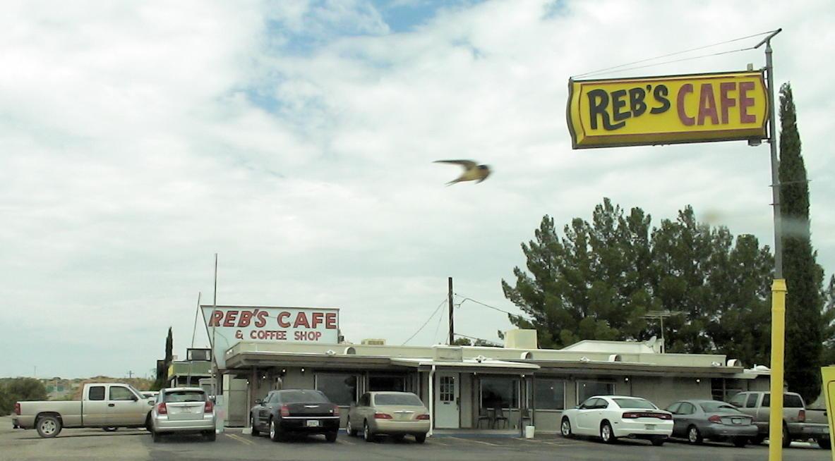 Reb's Cafe