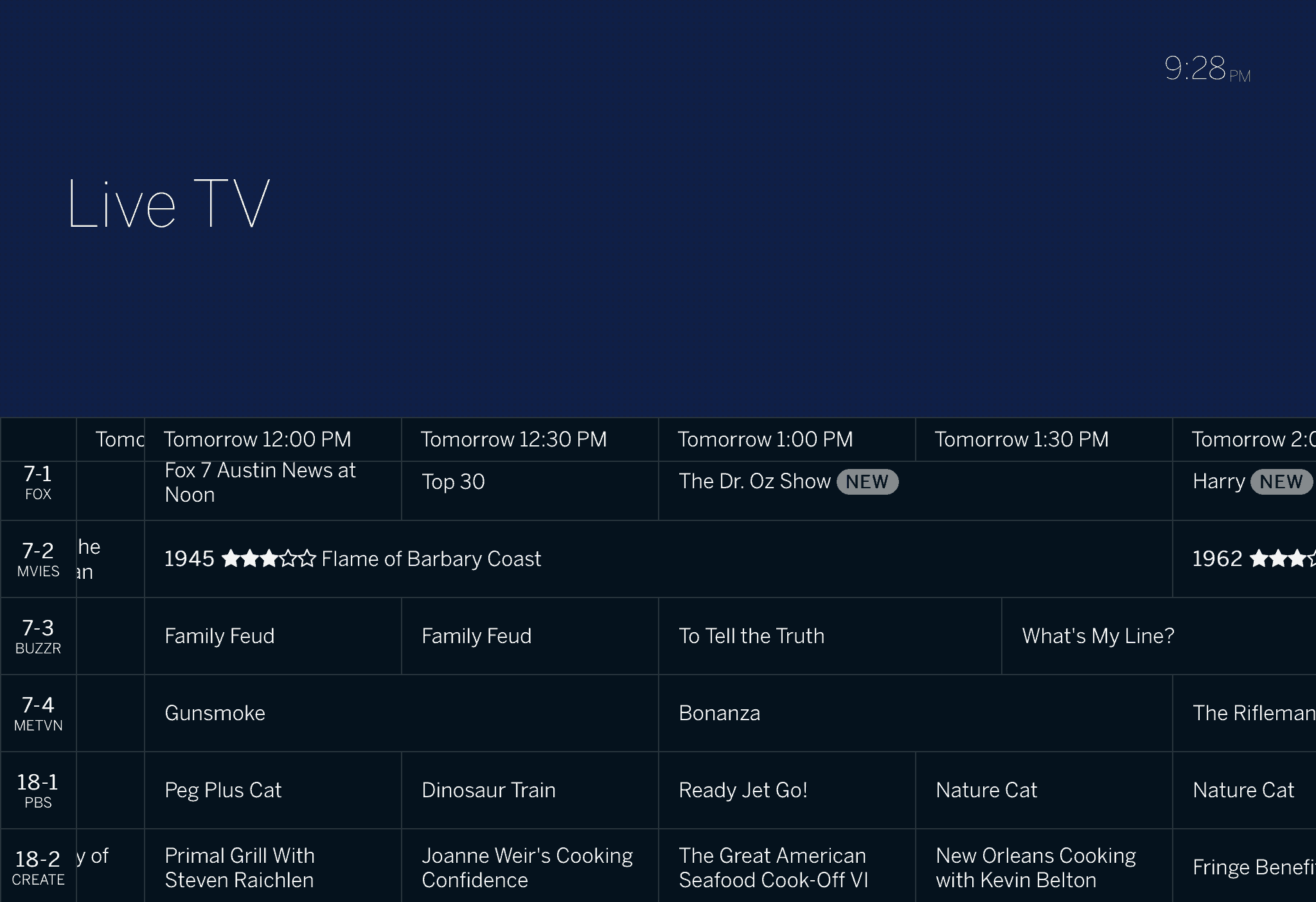 Tablo TV no record notification